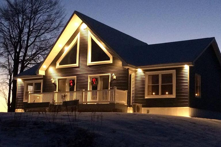 Maine Modular Homes Dealer In Ellsworth Maine Modular